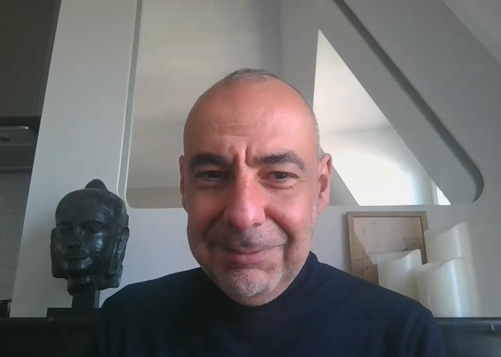 Michel Gauchy, Directeur Administratif et Financier, FamousGrey